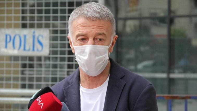 Trabzonspor Başkanı Ahmet Ağaoğlu'ndan Abdullah Avcı ve transfer açıklaması