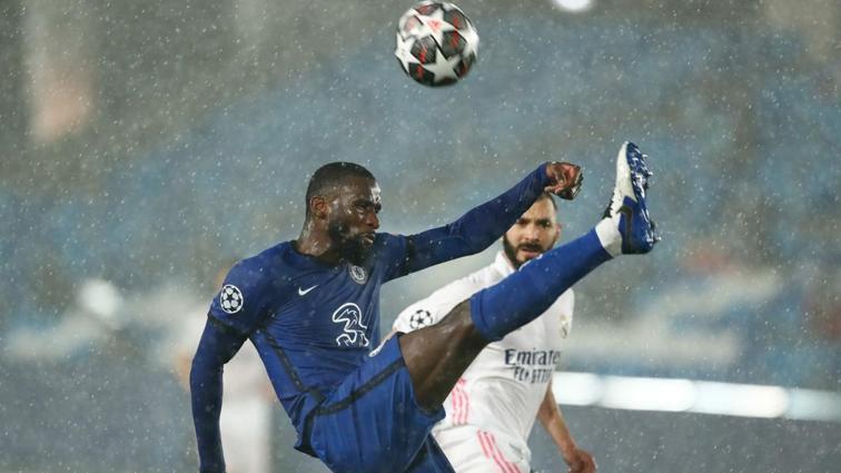 Yağmur altında kazanan yok: Real Madrid ile Chelsea, yenişemedi