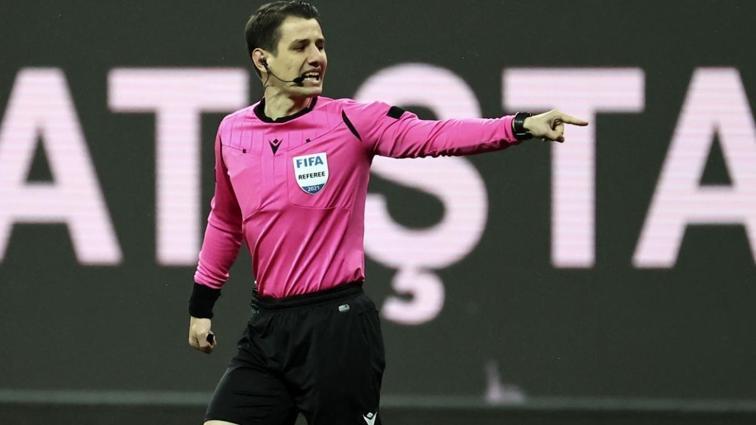 Alanyaspor - Fenerbahçe maçının VAR hakemi Halil Umut Meler