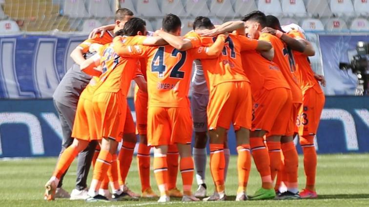 Başakşehir deplasmanda BB. Erzurumspor'u 2-1 mağlup etti