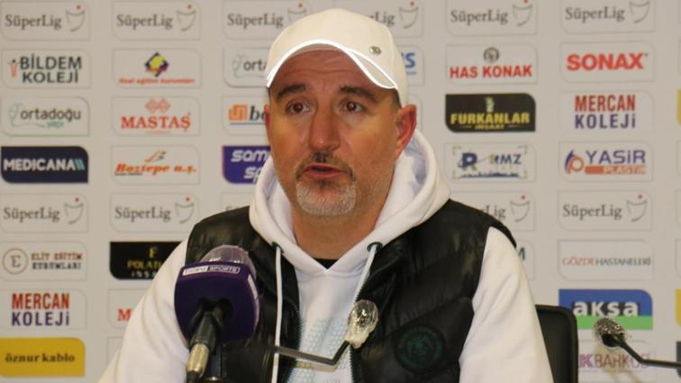 Ersan Parlatan: Oyunun kontrolü Galatasaray'daydı ama fazla pozisyon vermedik