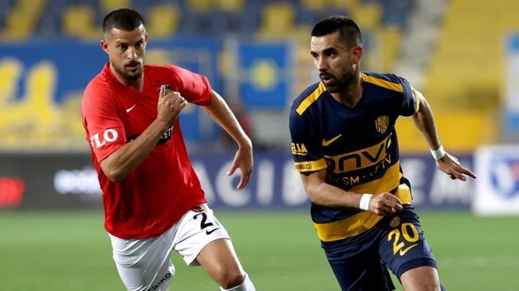 Gaziantep FK deplasmanda Ankaragücü'nü 1-0 mağlup etti