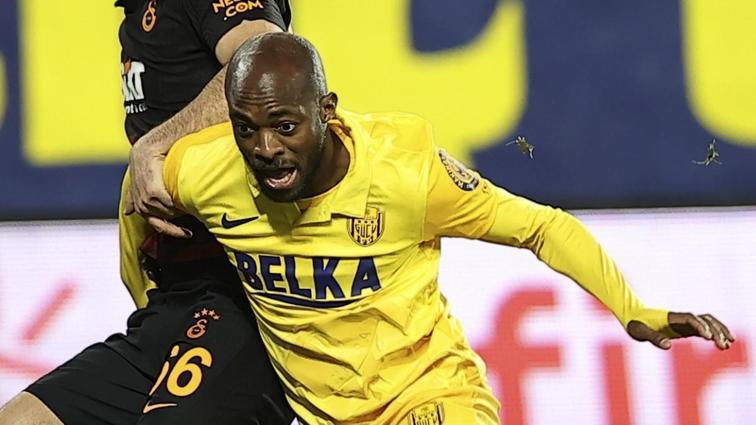 PFDK, Ankaragücü forması giyen Geraldo'yu 2 maçtan men etti