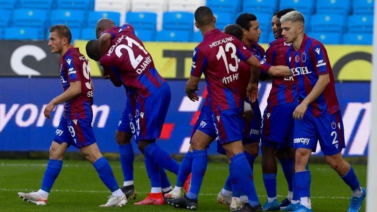 Trabzonspor galibiyet serisine hasret kaldı