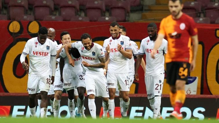 Trabzonspor'un ligde bileği bükülmüyor