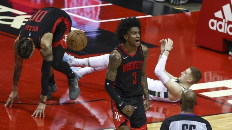 Houston Rockets, genç yıldızının 50 sayısıyla kazandı
