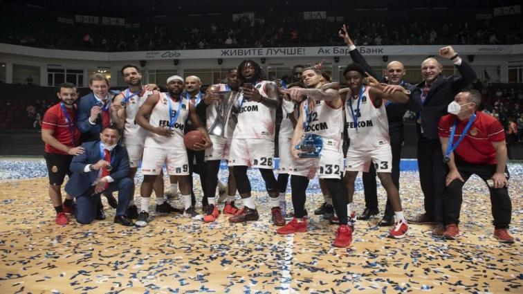 ULEB Avrupa Kupası'nda şampiyon Monaco