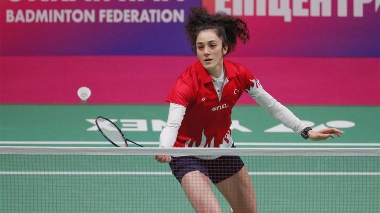 Avrupa Badminton Şampiyonası'nda milli badmintoncu Neslihan Yiğit, bronz madalya kazandı