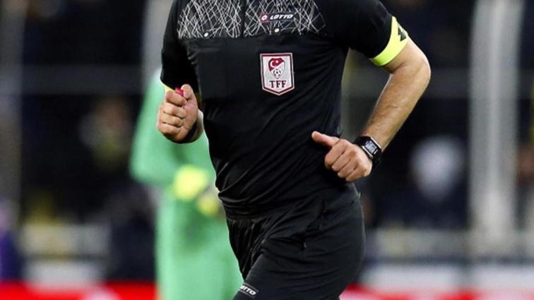 Beşiktaş-Hatayspor maçının VAR hakemi Ümit Öztürk oldu