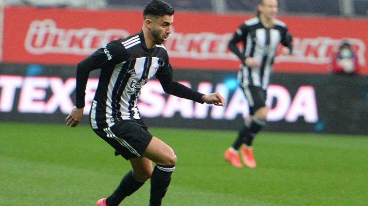 Beşiktaş'ın parlayan yıldızı Ghezzal'ın yeni hedefi Hatayspor