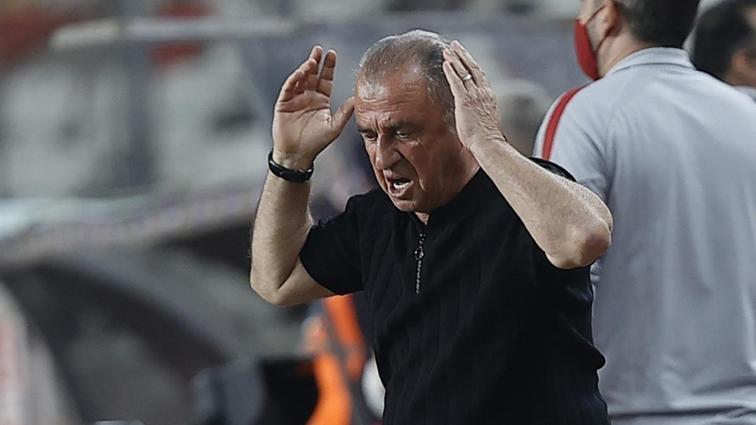 Galatasaray ligde oynadığı son 3 maçta 3 gol atabildi