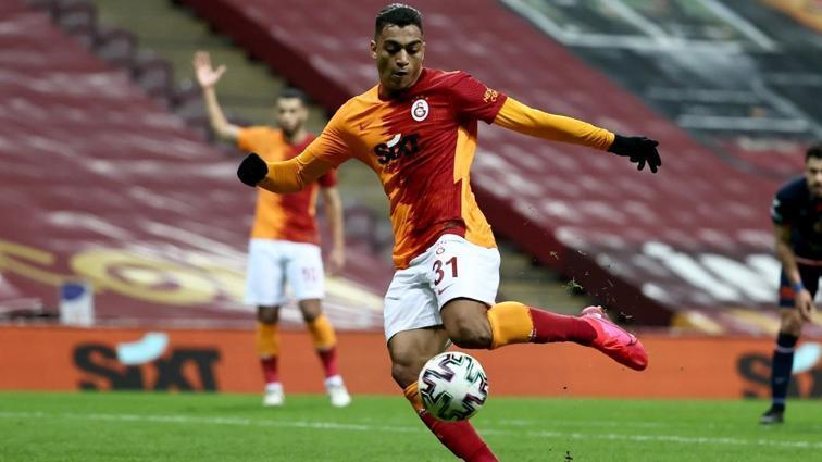 Galatasaray'da Mostafa Mohamed forma bekliyor