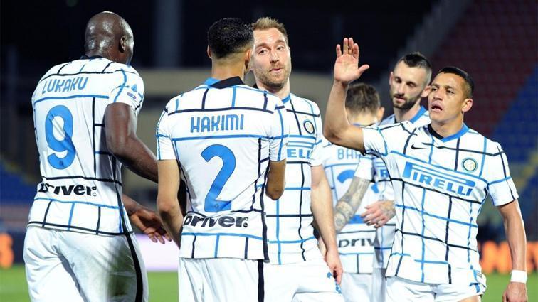 Inter, şampiyonluk için gün sayıyor: 0-2
