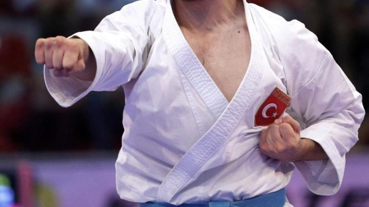 Lizbon'da milli karatecilerden 9 madalya