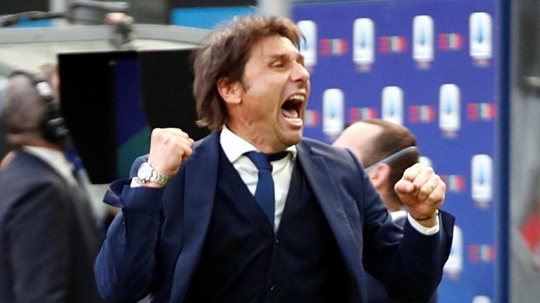 Antonio Conte, Serie A tarihine geçti