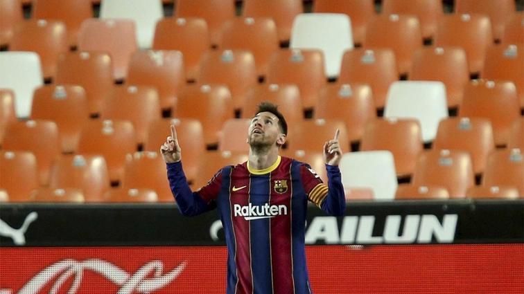 Barcelona, Valencia deplasmanında kazandı; şampiyonluk iddiasını sürdürdü