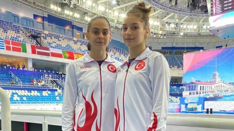 Cimnastikte tarihi başarı: Alkışlar Elif Çolak ve Sıla Karakuş'a