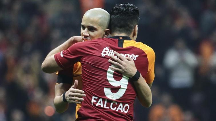 Erman Özgür'den Falcao ve Feghouli'yle ilgili flaş sözler: Kalsınlar demem
