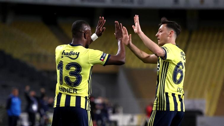 Fenerbahçe'yi Enner Valencia sırtlıyor