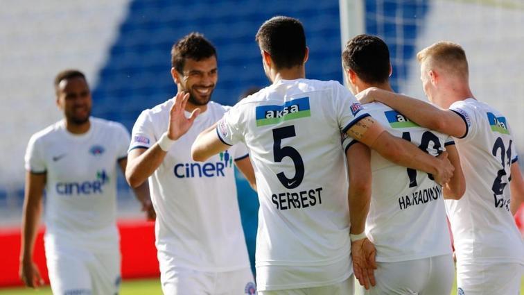 Kümede kalma yolunda Kasımpaşa'dan kritik galibiyet: 3-0