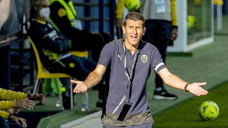 Valencia, teknik direktör Javi Gracia'yı kovdu