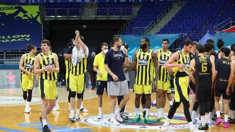 Fenerbahçe Beko, derbide Galatasaray'a fark attı