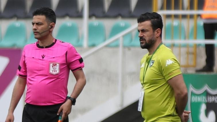 Küme düşen Denizlispor son 2 sezonda tam 9 teknik direktörle çalıştı
