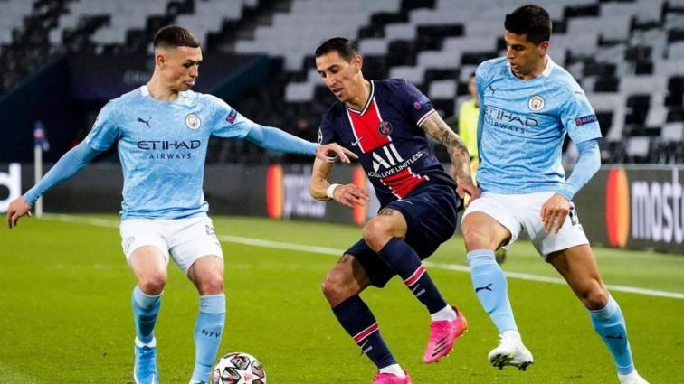 Manchester City - PSG mücadelesi şifresiz olarak yayınlanacak