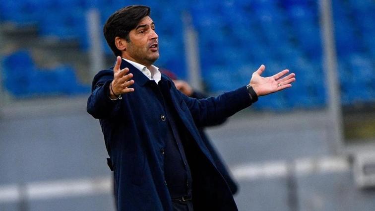 Roma'da teknik direktör Fonseca ile sezon sonu yollar ayrılıyor