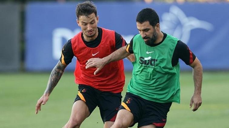Galatasaray, Beşiktaş derbisine hazırlanıyor; Onyekuru'dan müjdeli haber geldi