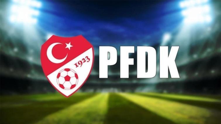 PFDK'dan iki Süper Lig kulübüne ceza