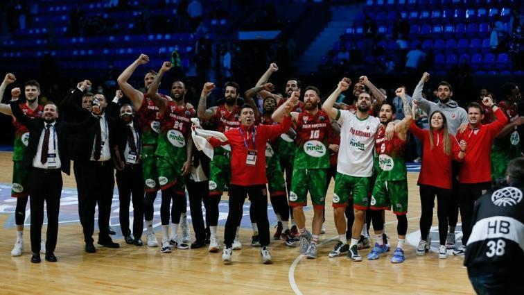 Pınar Karşıyaka'dan büyük gurur: FIBA Şampiyonlar Ligi'nde finale yükseldi