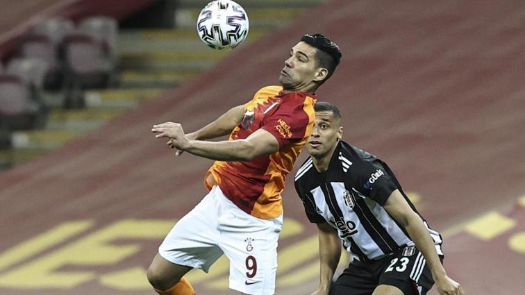 Galatasaray'da Radamel Falcao ve Henry Onyekuru geri döndü