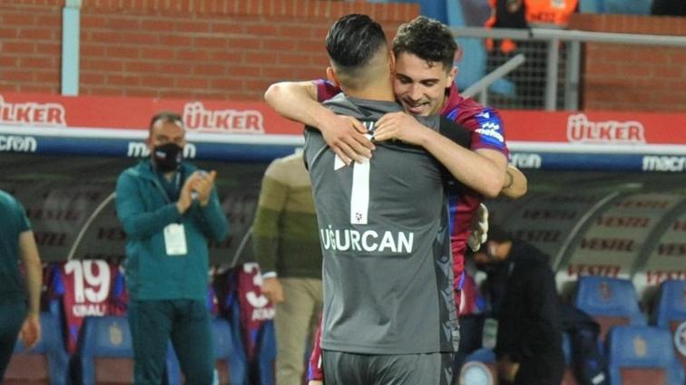 Trabzonspor sahasında Antalyaspor'u 2-1 mağlup etti