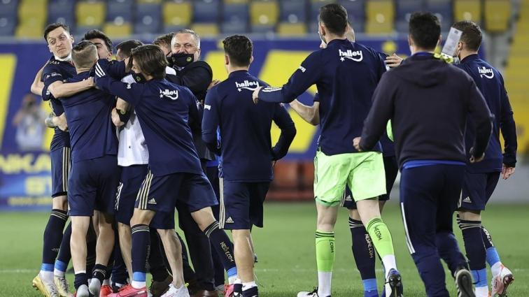 Fenerbahçe'de Demir Grup Sivasspor mesaisi
