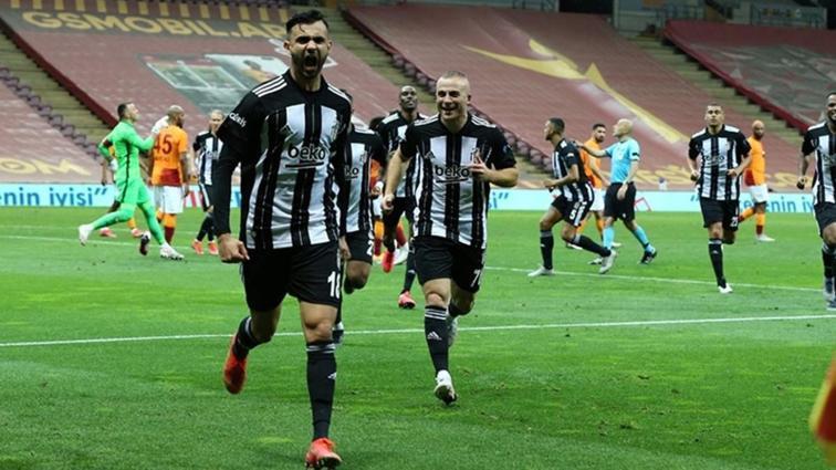 Rachid Ghezzal derbide Beşiktaş'ı kurtaramadı