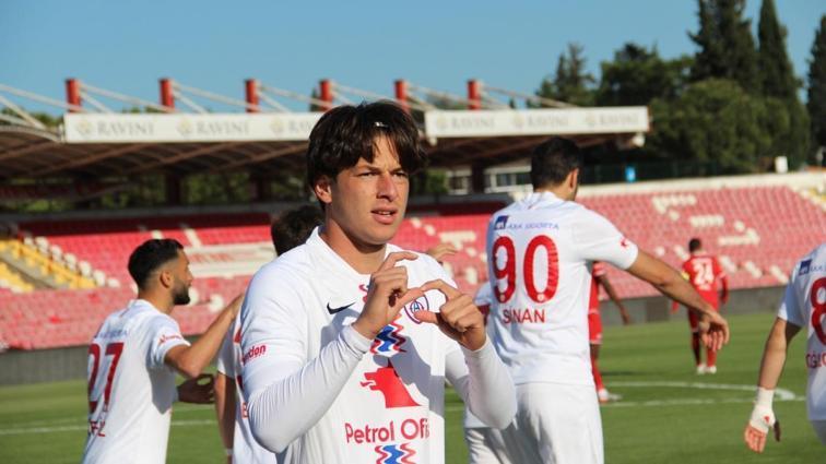 TFF 1. Lig'de play-off'a yükselen takımlar; Samsunspor, İstanbulspor, Altay ve Altınordu oldu