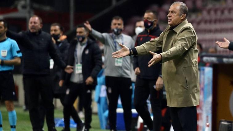 Fatih Terim derbide Beşiktaş'ı böyle mağlup etti