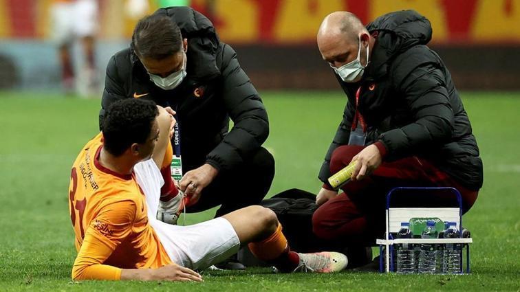 Galatasaray'a Mostafa Mohamed'den kötü haber geldi