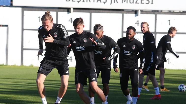 Her şey şampiyonluk için! Beşiktaş, Fatih Karagümrük'e hazır