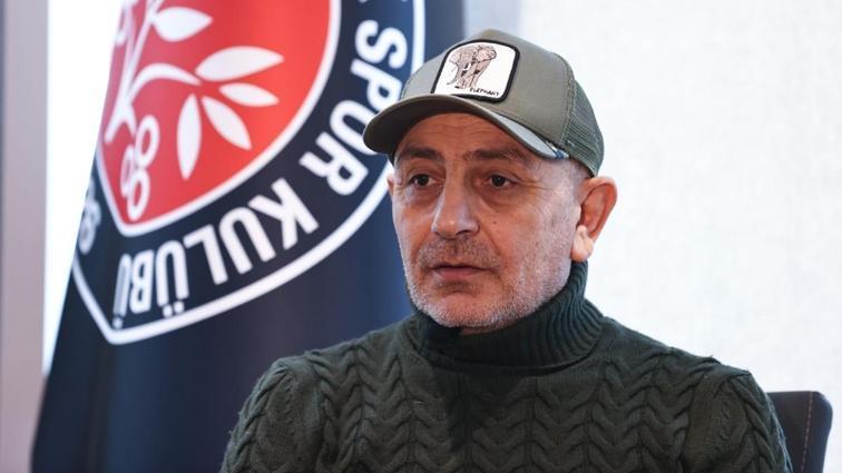Süleyman Hurma: 'Fenerbahçe'den teşvik aldılar' diyecekler