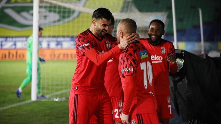Beşiktaş yönetiminden Fatih Karagümrük maçına özel prim kararı