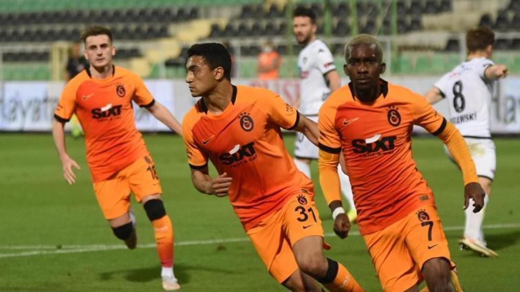 Galatasaray, Denizli'den müthiş döndü: 1-4