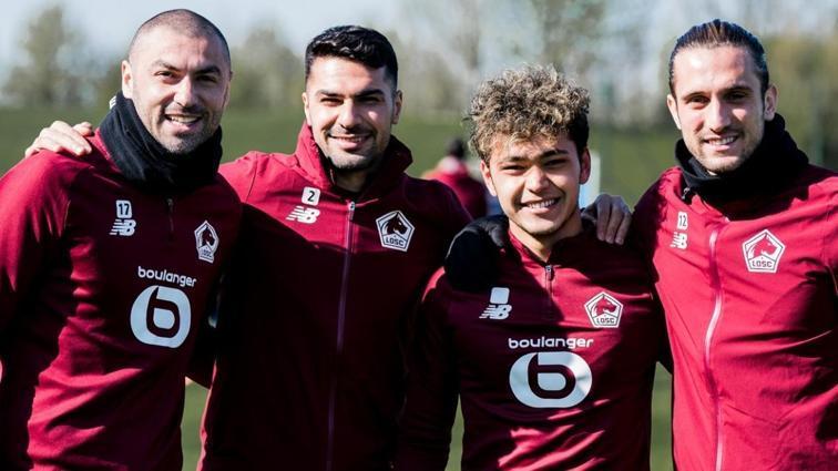 Son dakika transfer haberi: Lille'e gidecek 5. Türk Uğurcan Çakır