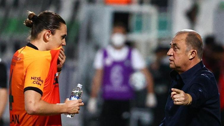 Fatih Terim'den takıma şampiyonluk konuşması: Finallerin takımıdır Galatasaray