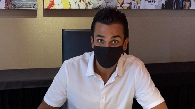 Ömer Faruk Yurtseven, Miami Heat ile sözleşme imzaladı