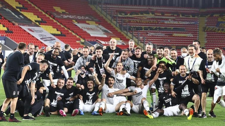 Avrupa'da manşet Beşiktaş