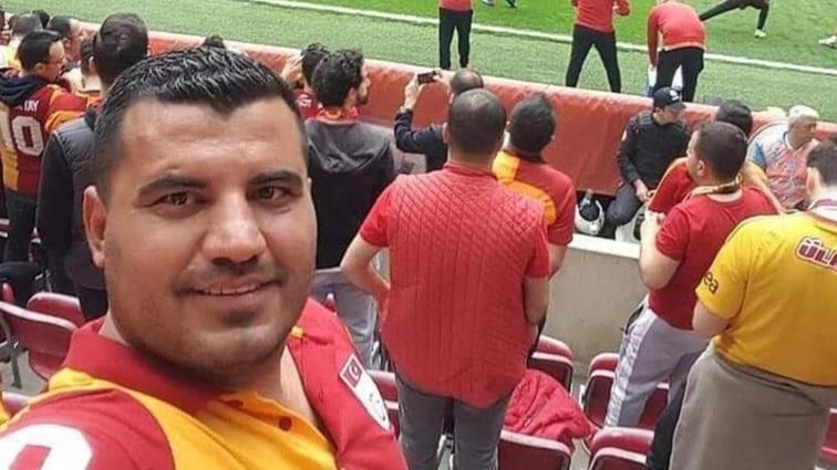 Galatasaraylı bir taraftarın kalbi, şampiyonluk maçının stresine dayanamadı