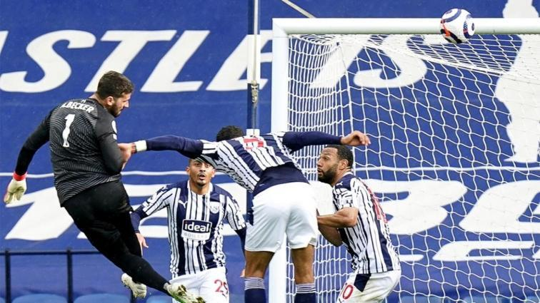 İngiltere Premier Lig'de tarihi maç! Alisson Becker attı, Liverpool kazandı