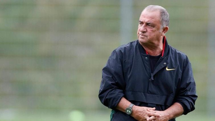 Galatasaray 'Fatih Terim' dedi